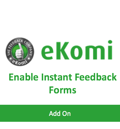 Enable Instant Feedback Forms