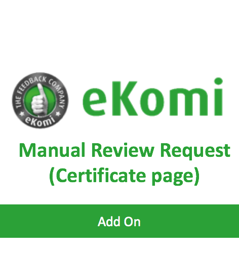 Manual Review Request