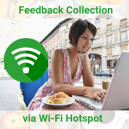 Wi-Fi Review Collection Touchpoint