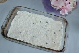 Творожная запеканка с изюмом - фото приготовления рецепта шаг 5