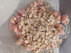 Рубленые котлеты из куриного филе. Самый простой рецепт - фото приготовления рецепта шаг 2