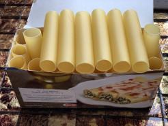 Каннеллони с начинкой из курицы и кукурузы - фото приготовления рецепта шаг 2
