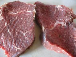 Классический рецепт. Бефстроганов из говядины (по - строгановски) - фото приготовления рецепта шаг 1