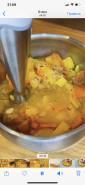 Тыквенный крем-суп - фото приготовления рецепта шаг 5