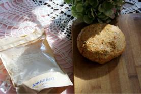 Крекер из амарантовой муки - фото приготовления рецепта шаг 1