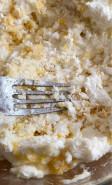 Сырники с кокосовой стружкой - фото приготовления рецепта шаг 1
