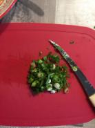 Овсяноблин - фото приготовления рецепта шаг 3