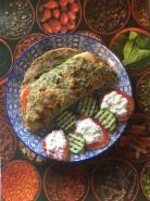 Овсяноблин - фото приготовления рецепта шаг 6