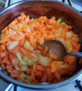 Суп из красной чечевицы - фото приготовления рецепта шаг 2