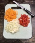 Фасолевый суп с говядиной - фото приготовления рецепта шаг 2