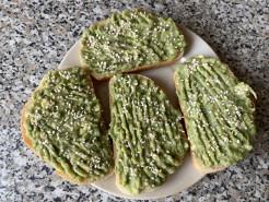 Бутерброды к завтраку - фото приготовления рецепта шаг 4