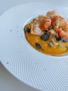 Тыквенный крем-суп - фото приготовления рецепта шаг 7