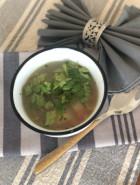 Постный фасолевый суп - фото приготовления рецепта шаг 7
