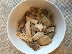 Куриный суп с вермишелью - фото приготовления рецепта шаг 2