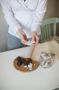 Домашние «Баунти» - фото приготовления рецепта шаг 3