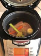 Куриный суп в мультиварке - фото приготовления рецепта шаг 1