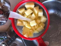 Суп куриный с картофелем - фото приготовления рецепта шаг 4