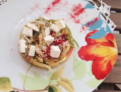 Спагетти из кабачков - фото приготовления рецепта шаг 3