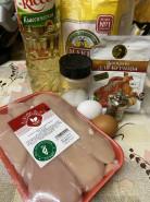 куриные наггетсы (стрипсы) - фото приготовления рецепта шаг 2