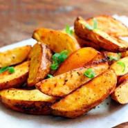 Картошка «Айдахо» - фото приготовления рецепта шаг 1