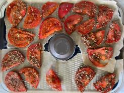 Сушёные томаты - фото приготовления рецепта шаг 5