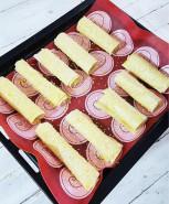Трубочки из лаваша - фото приготовления рецепта шаг 1