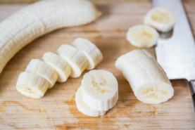 Банановое мороженое🍨 - фото приготовления рецепта шаг 1