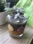 Чиа-пудинг с манго - фото приготовления рецепта шаг 4