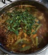 Суп из стручковой фасоли - фото приготовления рецепта шаг 6