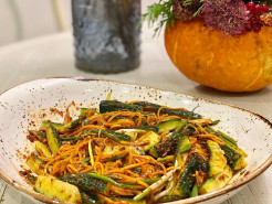 Тайский салат - фото приготовления рецепта шаг 1