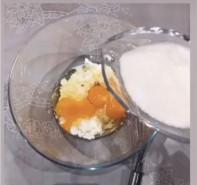 Кокосовой пирог - фото приготовления рецепта шаг 4