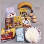 Кокосовой пирог - фото приготовления рецепта шаг 1