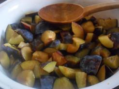 Сливовое желе на агаре - фото приготовления рецепта шаг 2