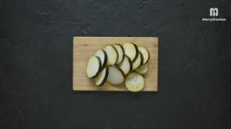 Треска с овощами - фото приготовления рецепта шаг 1