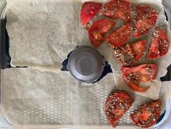 Сушёные томаты - фото приготовления рецепта шаг 4