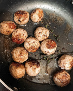 Фрикадельки - фото приготовления рецепта шаг 1