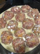 Тефтели в духовке - фото приготовления рецепта шаг 3