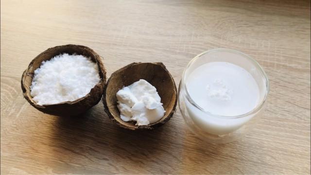 Кокосовое молоко - фото приготовления рецепта шаг 5