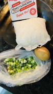 Жаренный рис - фото приготовления рецепта шаг 1