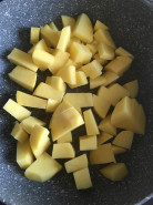 Пикантная треска - фото приготовления рецепта шаг 1