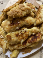 куриные наггетсы (стрипсы) - фото приготовления рецепта шаг 8