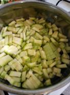 Суп с фрикадельками и кабачками - фото приготовления рецепта шаг 4