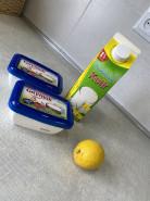 Домашний творожный сыр - фото приготовления рецепта шаг 1