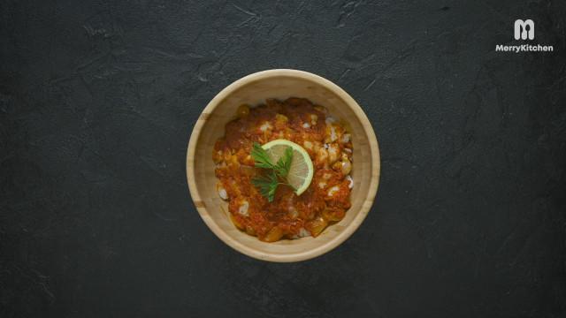 Треска в маринаде - фото приготовления рецепта шаг 4