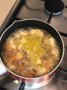 Суп из куриных грудок - фото приготовления рецепта шаг 4