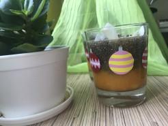 Чиа-пудинг с манго - фото приготовления рецепта шаг 5
