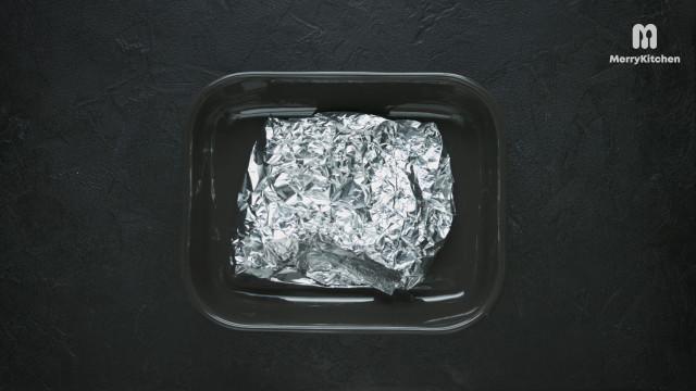 Ленивые голубцы с фаршем и рисом - фото приготовления рецепта шаг 7