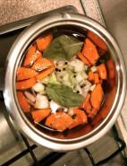 Фасолевый суп с рисом - фото приготовления рецепта шаг 3