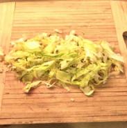 Куриный суп с капустой - фото приготовления рецепта шаг 3