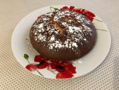 Кекс на сгущенке - фото приготовления рецепта шаг 3